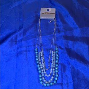 New York & Company layered necklace